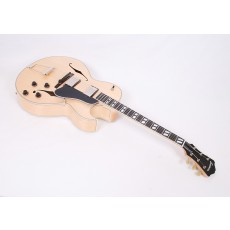 "Eastman AR372CE-BD Blonde 16"" Archtop with Florentine Cutaway and Dual Humbuckers - Contact us for ETA"
