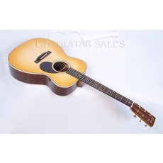 Eastman E20OM Custom Shop Rosewood Adirondack with K&K Mini #37013