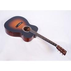 Eastman E10OM-SB Mahogany Adirondack Orchestra Model Burst #56361