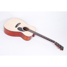 Eastman E10OME Mahogany Adirondack Orchestra Model w/ LR Baggs Element #55792