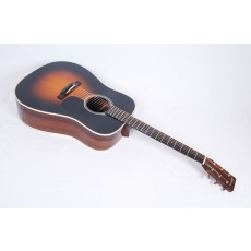 Eastman E20D-SB All Solid Rosewood Adirondack Dreadnought Sunburst #55992