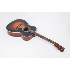 Eastman E20OM-SB Solid Rosewood / Adirondack OM with Sunburst Top #55055