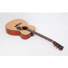 Eastman E2OM-CD Solid Sapele Orchestra Model with Soft Case Contact us for ETA