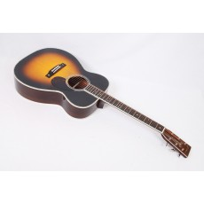Eastman E40OM-SB 40 Series Rosewood Adirondack Orchestra Model #10827