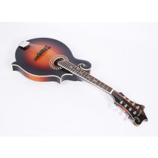 Eastman MD614-SB Hand Carved Spruce & Maple F Style Mandolin With Oval Hole - Contact us for ETA