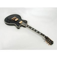 Eastman SB57/N-BK Satin Black Solid Body #51529