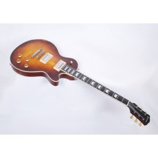 Eastman SB59/V-GB Antique Varnish Gold Burst Solid Body With Case #50744