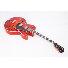 "Eastman T49D/V 16"" Archtop with Florentine Cutaway Hand Rubbed Antique Varnish Finish Dual Humbuckers #50236"