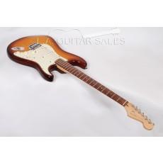 Fender American Deluxe Ash Stratocaster Tobacco Sunburst 2007