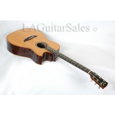 Goodall RGCC Rosewood Spruce Grand Concert Cutaway with LR Baggs Electronics