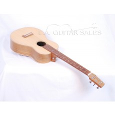Go Guitars Go Parlor II Walnut Spruce With Case