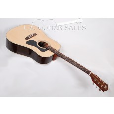 Guild D-150 Spruce / Rosewood Dreadnought Natural S/N GAD-72524