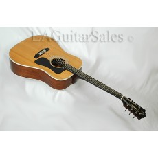 Guild D50 Vintage 1975 Made in Westerly RI - Rosewood Spruce Dreadnought With LR Baggs Dual Source Electronics