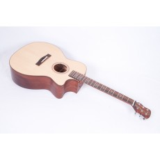 Journey Instruments FF412C Overhead First Class Grand Auditorium Acoustic-Electric With Case #12103