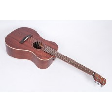 Journey Instruments OF310 Overhead Solid Mahogany Top Travel Guitar - Contact us for ETA