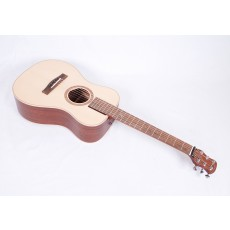 Journey Instruments OF410 Overhead Sitka Sapele Travel Guitar - Contact us for ETA