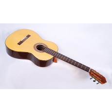 Lester DeVoe Flamenco Negra with Calton Case