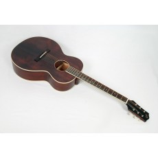 The Loar LH 204 Brownstone Concert Size Acoustic with Gig Bag