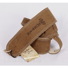 Martin Ball Suede Leather Guitar Strap Model 18A0027