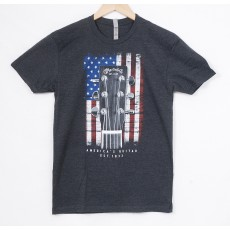 Official Martin 18CM0132 American Flag Tee Shirt