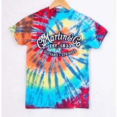 Official Martin 18CM0138 Tie-Dye Tee Shirt