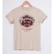 Official Martin 18CM0148 Still Handmade Tee Shirt