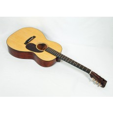 Martin Custom Shop Size 000 18S Style 12-Fret Mahogany Spruce With Geib Case  #73392
