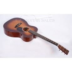 Martin CS-OM-18 Custom Sinker Mahogany / VTS Spruce / Ambertone #41455