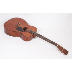 "Martin Custom, Size 00 15 Style Mahogany with 1-3/4"" nut Tortoise Binding Full Gloss Body - Contact us for ETA"