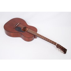 "Martin Custom, Size 00 15S Style All Mahogany / 1-3/4"" nut / 12-Fret / Slotted Headstock / Satin Finish #56739"
