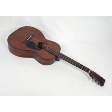 """Martin Custom, Size 00 15S Style All Mahogany / 1-3/4"""" nut / 12-Fret / Slotted Headstock / Satin Finish #59557"""