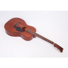"Martin Custom, Size 00 15S Style All Mahogany / 1-3/4"" nut / 12-Fret / Slotted Headstock / Gloss Finish #56757"