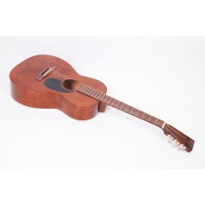 "Martin Custom, Size 0 15S Style All Mahogany / 1-3/4"" nut / 12-Fret / Slotted Headstock / Gloss Finish - Contact us for ETA"