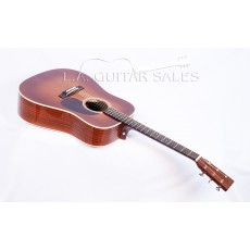Martin CS-HD-28V Custom Shop Model with Adirondack Top & GE Bracing