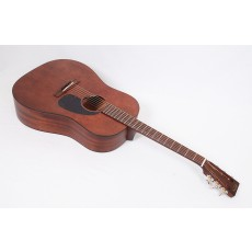 Martin Custom Size D 15S Style All Mahogany 12-Fret Dreadnought With Tortoise Binding #79476