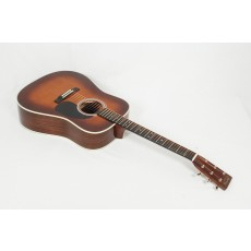 Martin D-28 Ambertone Rosewood Spruce Dreadnought With Case #32527