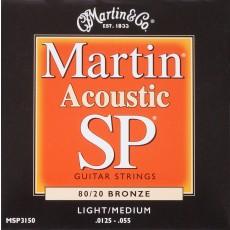 Martin SP 80/20 Bronze Light/Medium / MSP3150