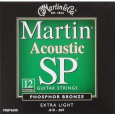 Martin SP 92/8 Phosphor Bronze Extra Light / MSP4600