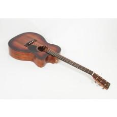Martin OMC-16E Burst Acoustic Electric Guitar - Contact us for ETA