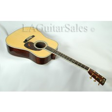 Martin SS-D35-13 - #18 of 30 - Custom Shop Madagascar / Engelmann Dreadnought with Cocobolo wedge and 42 Style Inlays