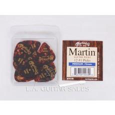 Martin Guitars APK1M Medium Guitar Picks