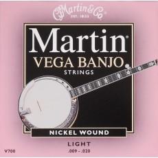 Martin Vega Banjo Light Gauge / V700