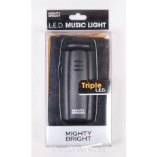 MIghty Bright Triple L.E.D. Music Light