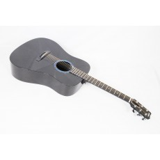 RainSong BI-DR1000NS Custom Black Ice 12-Fret Dreadnought with LR Baggs Element - Contact us for ETA
