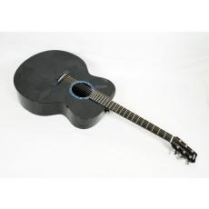 RainSong BI-JM1000N1 Low Profile Neck Black Ice Jumbo LR Baggs Electronics #20365
