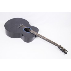RainSong BI-JM1000N2 Black Ice Jumbo 6-String - Contact us for ETA