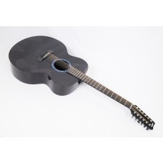 RainSong BI-JM3000 Black Ice Jumbo 12-String