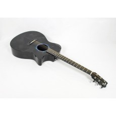 RainSong BI-OM1000N2 Black Ice Series OM with LR Baggs Element Electronics - Contact us for ETA