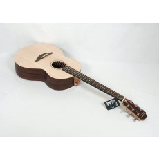 Sheeran by Lowden S-02 Rosewood Sitka Spruce LR Baggs Element VTC Electronics #876