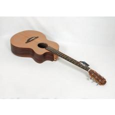 Sheeran by Lowden S-03 Rosewood Cedar Cutaway LR Baggs Element VTC Electronics #878